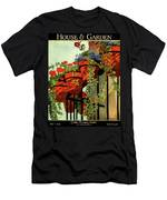 House And Garden Garden Furnishing Number Cover Men's T-Shirt (Athletic Fit)