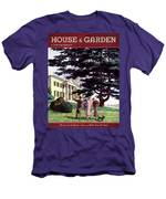 House And Garden Houses For All Tastes Cover Men's T-Shirt (Athletic Fit)