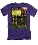 House And Garden How To Plan And Plant Men's T-Shirt (Athletic Fit)