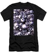 Hubcaps Men's T-Shirt (Athletic Fit)