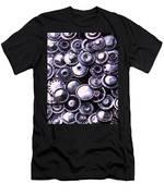 Hubcaps Men's T-Shirt (Athletic Fit)