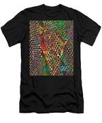 Hundreds Of Hearts... Men's T-Shirt (Athletic Fit)