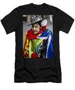 I Love Colors Men's T-Shirt (Athletic Fit)