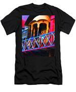Impressionistic Photo Paint Ls 006 Men's T-Shirt (Athletic Fit)