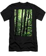 In Touch With Creation Men's T-Shirt (Athletic Fit)