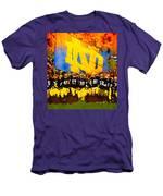 Irish In Color Men's T-Shirt (Athletic Fit)