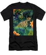 Jaguar Meadow Men's T-Shirt (Athletic Fit)