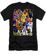 James Worthy Men's T-Shirt (Athletic Fit)