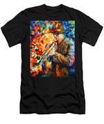 Jazz Feel Men's T-Shirt (Athletic Fit)