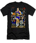 John Stockton Portrait Men's T-Shirt (Athletic Fit)