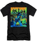 Jwinter #22 In Cosmicolors Men's T-Shirt (Athletic Fit)