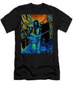 Jwinter #8 In Cosmicolors Men's T-Shirt (Athletic Fit)