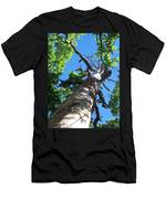 Keep Looking Up Men's T-Shirt (Athletic Fit)
