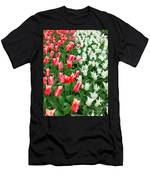 Keukenhof Gardens 7 Men's T-Shirt (Athletic Fit)