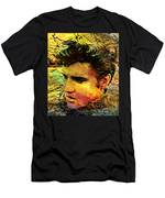 King Elvis Men's T-Shirt (Athletic Fit)
