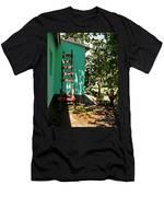 Ladder Men's T-Shirt (Athletic Fit)