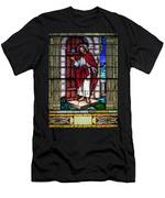 Let Him Into Your Heart Men's T-Shirt (Athletic Fit)