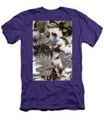Life And Death On The River Of Rocks Trail Men's T-Shirt (Athletic Fit)