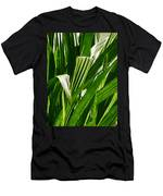 Lines Of Nature Men's T-Shirt (Athletic Fit)