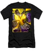 Liquified Orchid Men's T-Shirt (Athletic Fit)