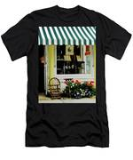 Little Rocking Chair By Antique Store Men's T-Shirt (Athletic Fit)