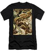 Lizard Detail II Men's T-Shirt (Athletic Fit)