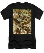 Lizards Lizards And More Lizards Men's T-Shirt (Athletic Fit)