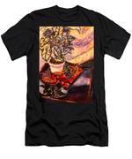 Marble Twirl Men's T-Shirt (Athletic Fit)