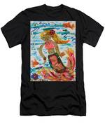 Mermaid Mermaid Men's T-Shirt (Athletic Fit)