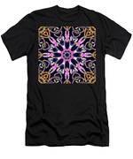 Midnight Magnetism Men's T-Shirt (Athletic Fit)