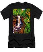 Miner's Falls Men's T-Shirt (Athletic Fit)