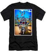 Mod Transport Men's T-Shirt (Athletic Fit)