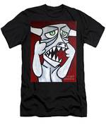 Monsters Afaid Of Monsters Men's T-Shirt (Athletic Fit)