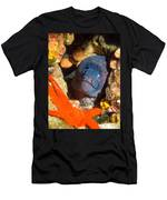 Moray And Starfish Men's T-Shirt (Athletic Fit)