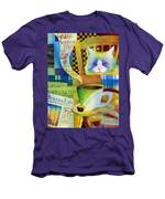 Morning Table Men's T-Shirt (Athletic Fit)