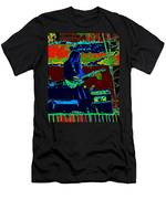 Mrdog # 71 Psychedelically Enhanced Men's T-Shirt (Athletic Fit)