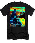 Mrdog #6 In Cosmicolors Men's T-Shirt (Athletic Fit)