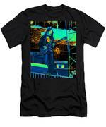 Mrdog #84 In Cosmicolors 1 Men's T-Shirt (Athletic Fit)