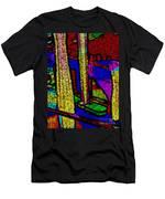 Multi Sensation Colors Men's T-Shirt (Athletic Fit)