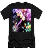 Musical Lights Men's T-Shirt (Athletic Fit)