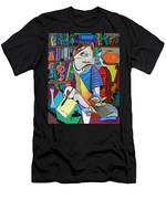 My First Novel Men's T-Shirt (Athletic Fit)