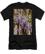Nancys Wisteria Db Men's T-Shirt (Athletic Fit)
