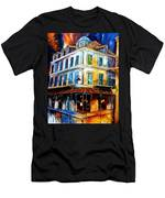 Napoleon House Men's T-Shirt (Athletic Fit)