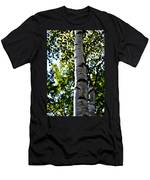 New England Birch Men's T-Shirt (Athletic Fit)