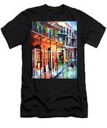 New Orleans Rainy Day Men's T-Shirt (Athletic Fit)