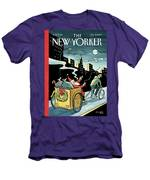 New Yorker December 15, 2008 Men's T-Shirt (Athletic Fit)