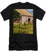 Old Barn #3 Men's T-Shirt (Athletic Fit)