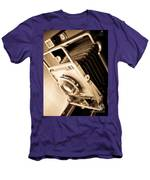 Old Press Camera Men's T-Shirt (Athletic Fit)