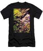 On The Side Of The Rock Men's T-Shirt (Athletic Fit)
