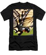 On The Wing Of An Angel Men's T-Shirt (Athletic Fit)